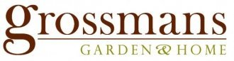 Logo tuincentrum Grossmans Garden & Home
