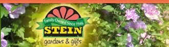 Logo Stein Garden & Gifts Milwaukee West Brown Deer Road