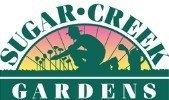 Logo tuincentrum Sugar Creek Gardens