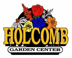 Logo tuincentrum Holcomb Garden Center