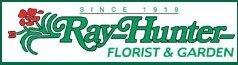 Logo tuincentrum Ray Hunter Florist & Garden Center