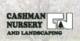 Logo tuincentrum Cashman Nursery & Landscaping