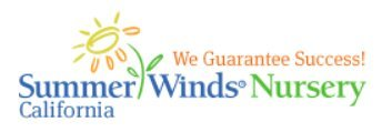 Logo SummerWinds Nursery Palo Alto
