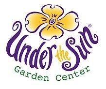 Logo Under The Sun Garden Center Claremore